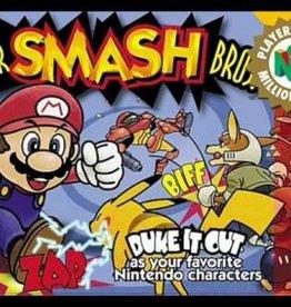 Super Smash Bros 64 - N64 PrePlayed