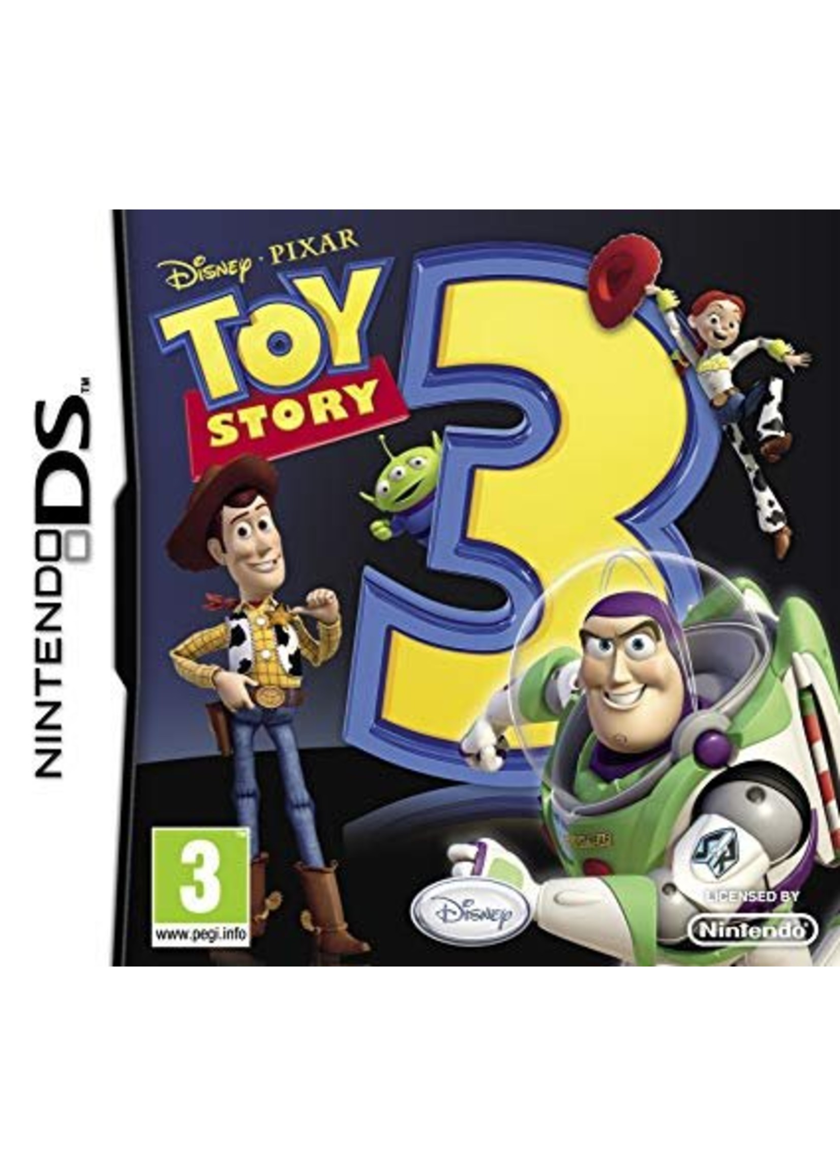 Toy Story 3 - NDS PrePlayed