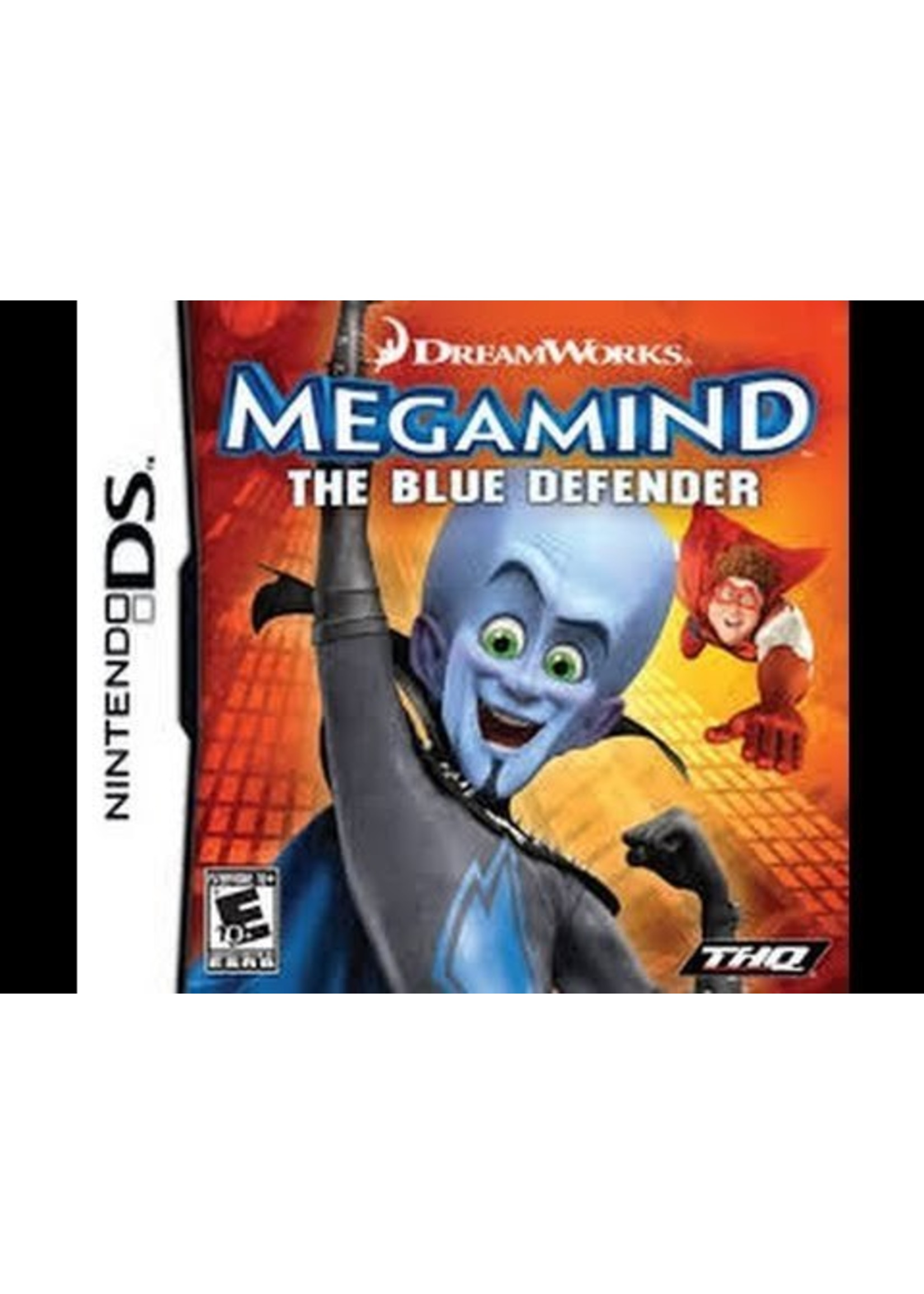 Megamind Blue Defender - NDS PrePlayed