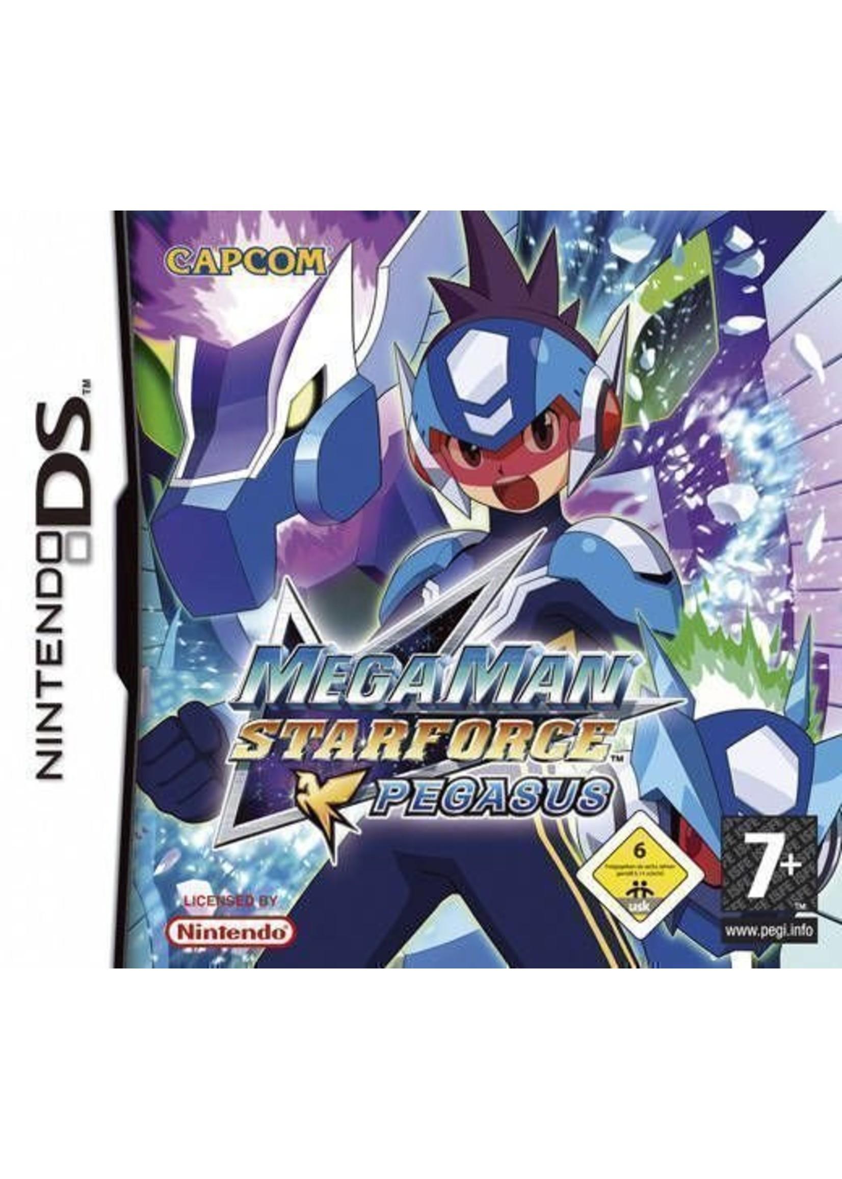 Mega Man Starforce: Pegasus - NDS PrePlayed