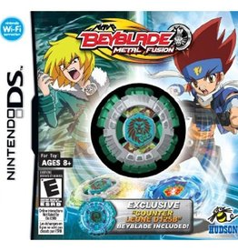 Beyblade: Metal Fusion - NDS PrePlayed