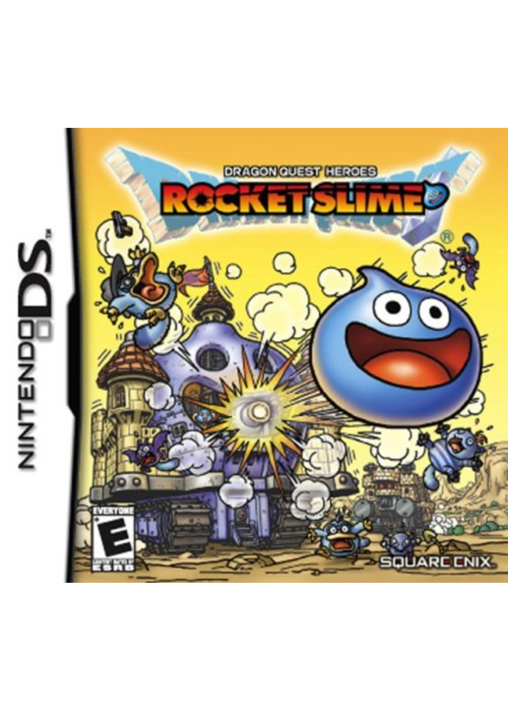 Dragon Quest: Rocket Slime - NDS PrePlayed