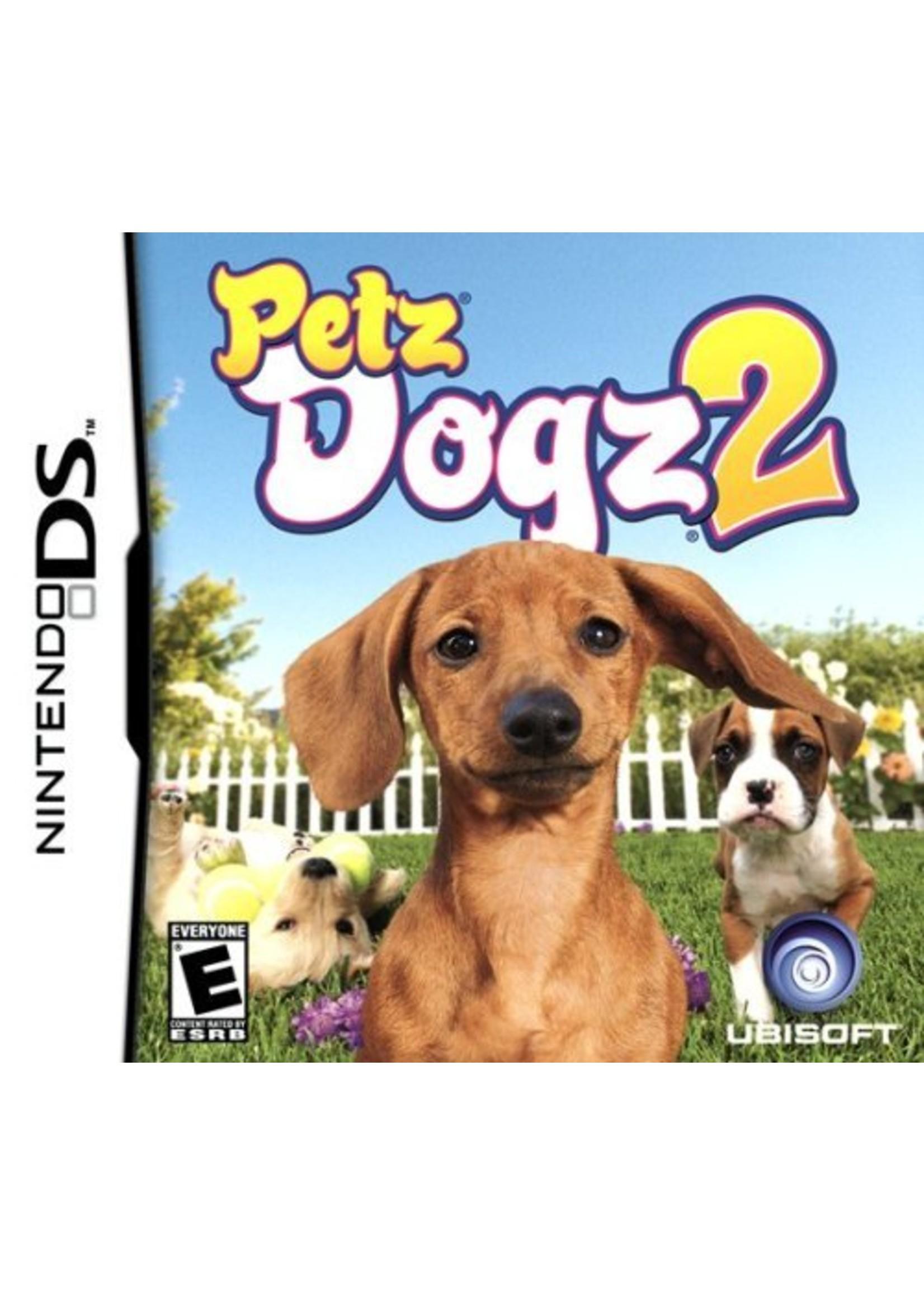 Petz: Dogz 2 - NDS PrePlayed