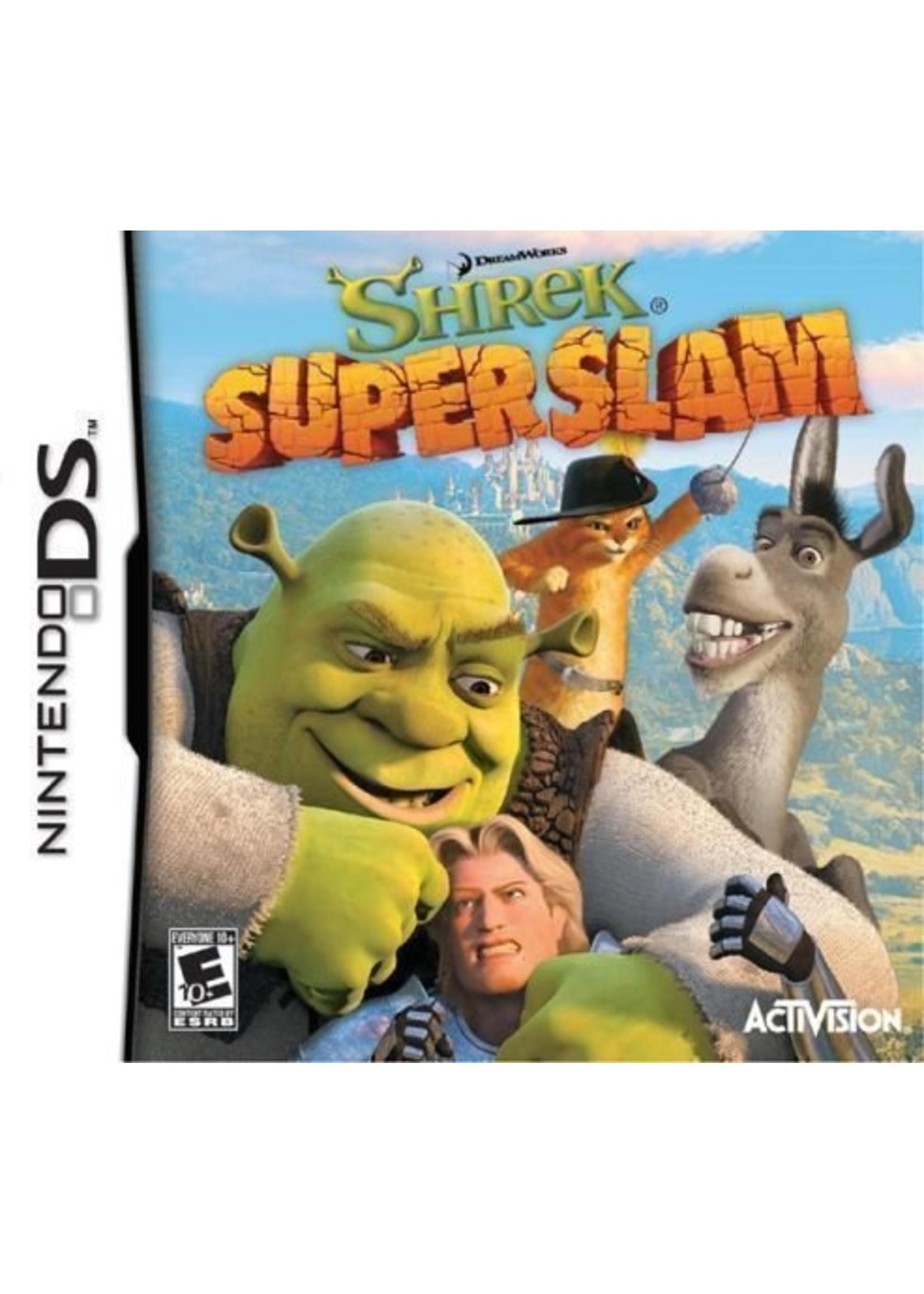 Shrek Super Slam - NDS PrePlayed