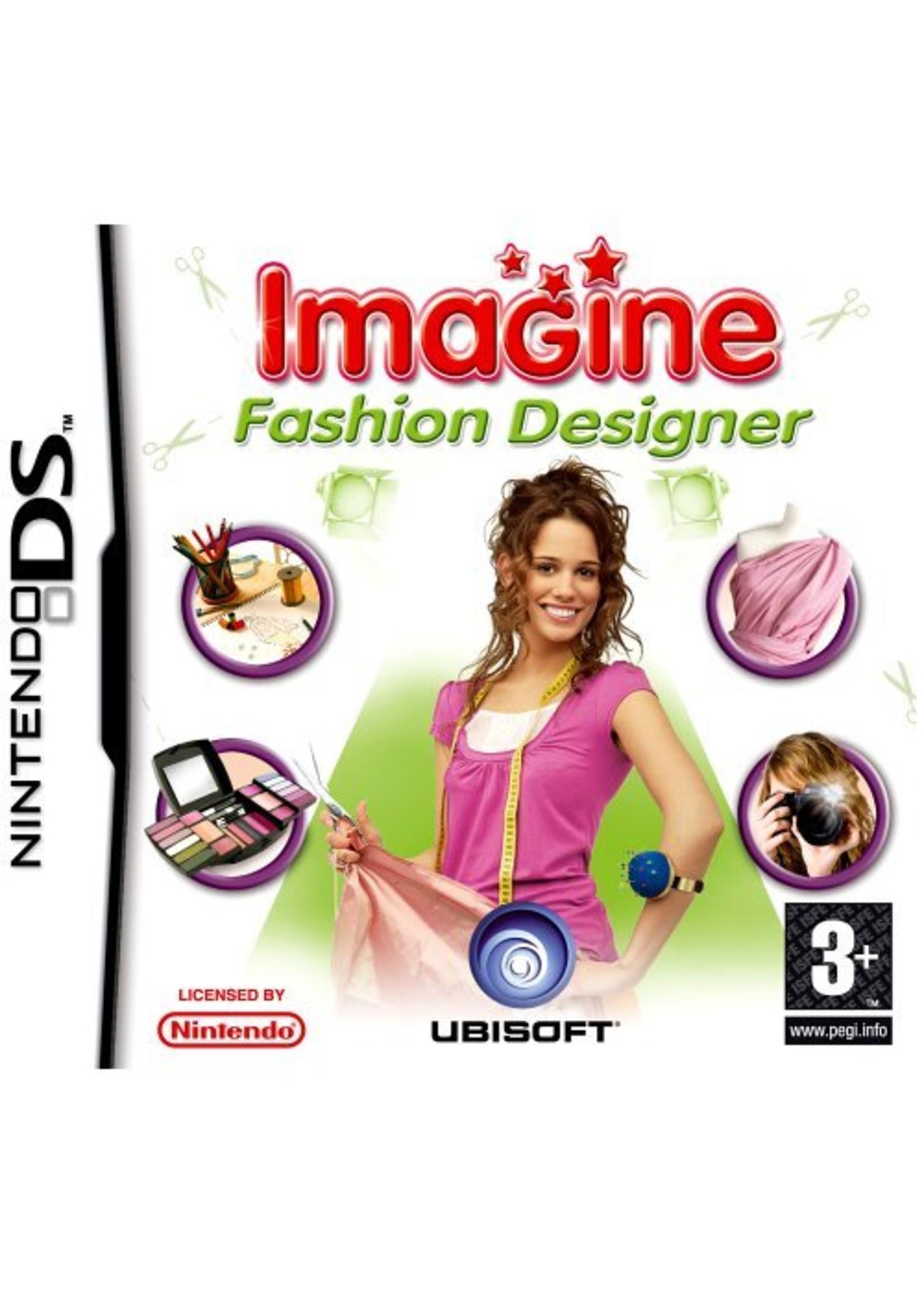 Imagine: Fashion Designer - NDS PrePlayed
