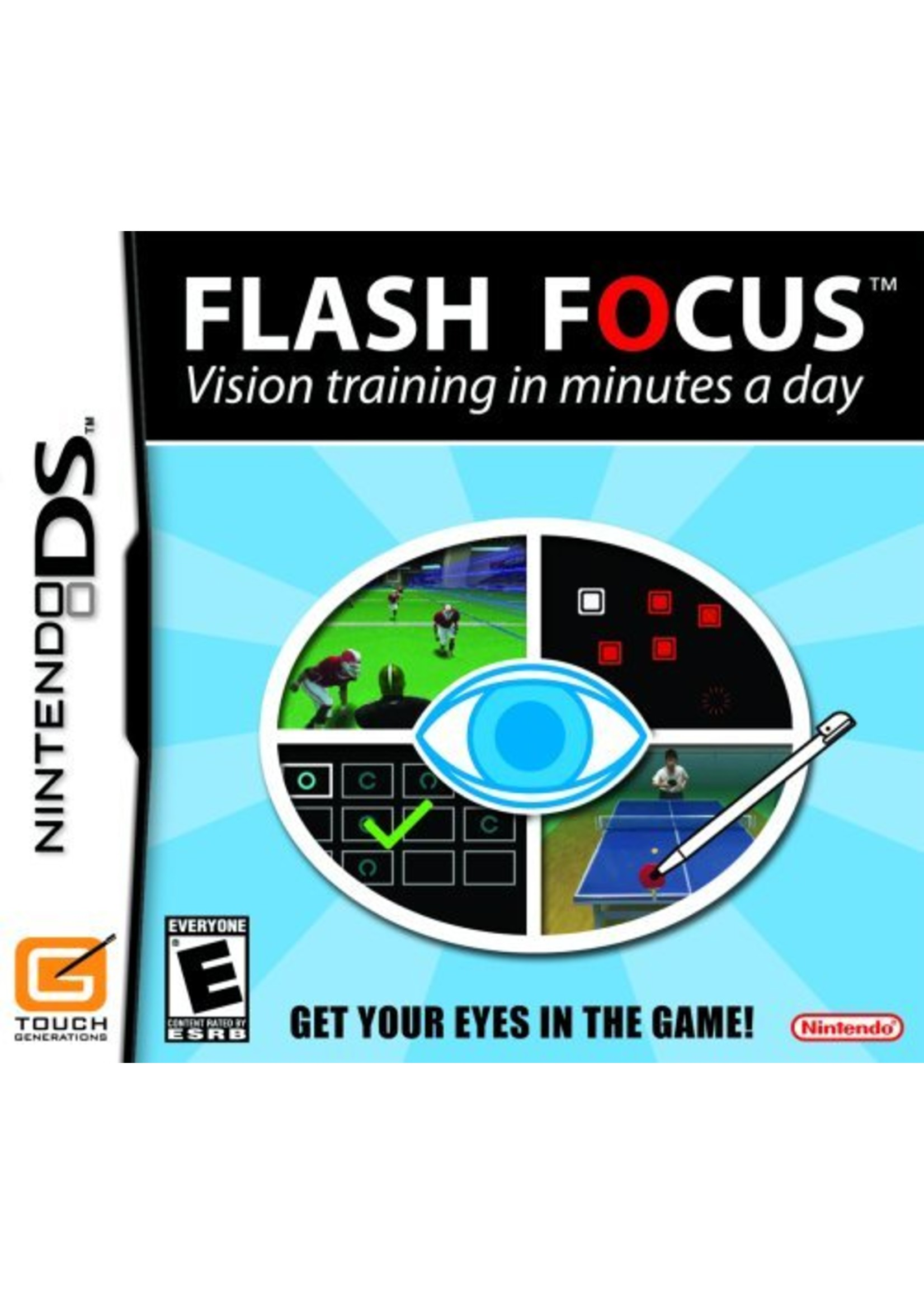 Flash Focus - NDS PrePlayed