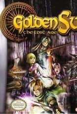 Golden Sun The Lost Age - GBA PrePlayed