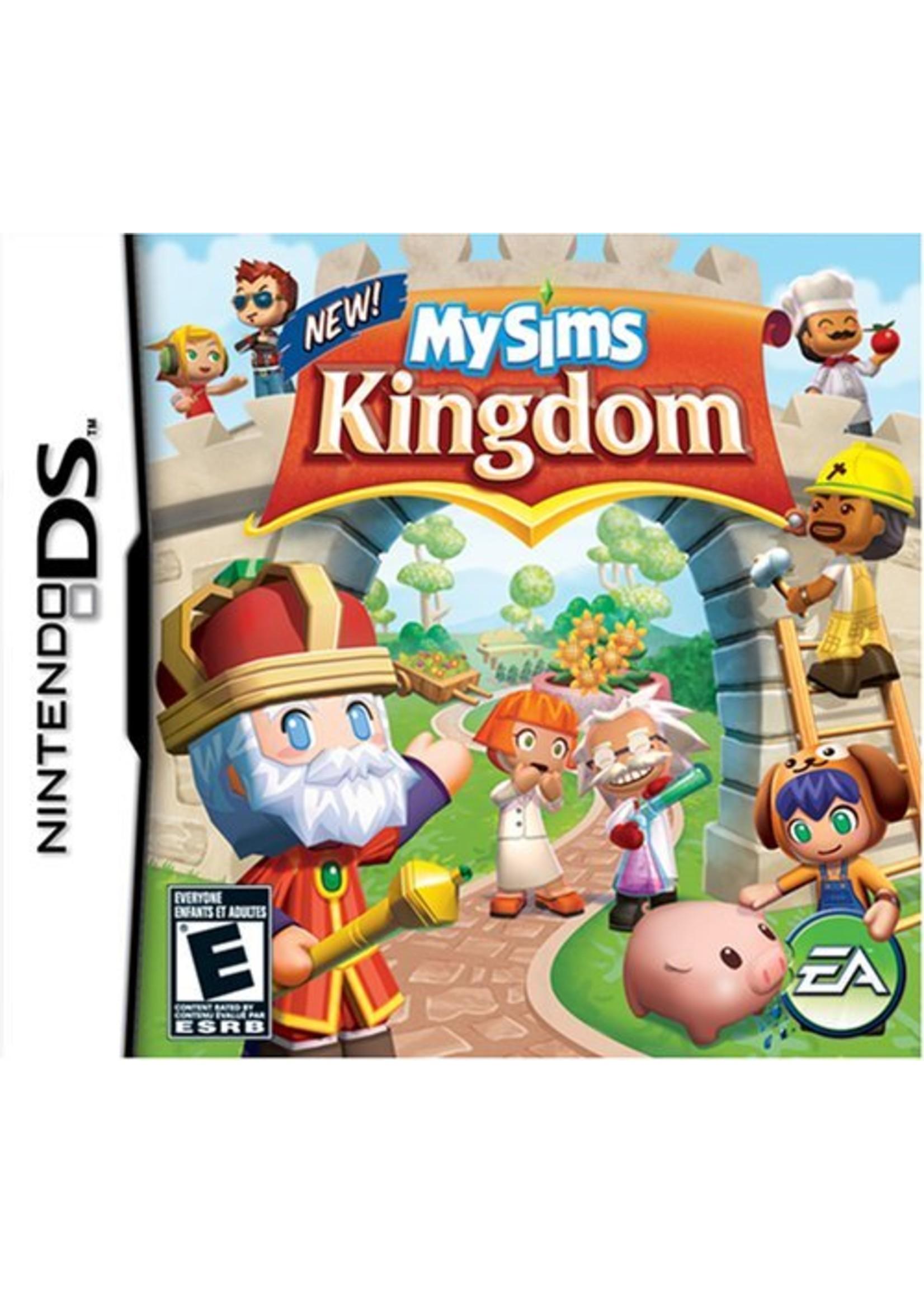 My Sims Kingdom - NDS PrePlayed