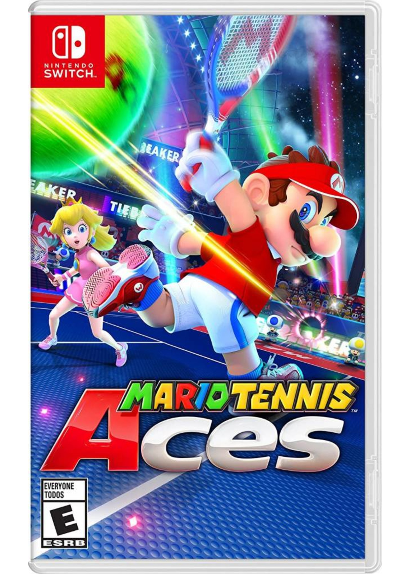 Mario Tennis Aces - SWITCH NEW