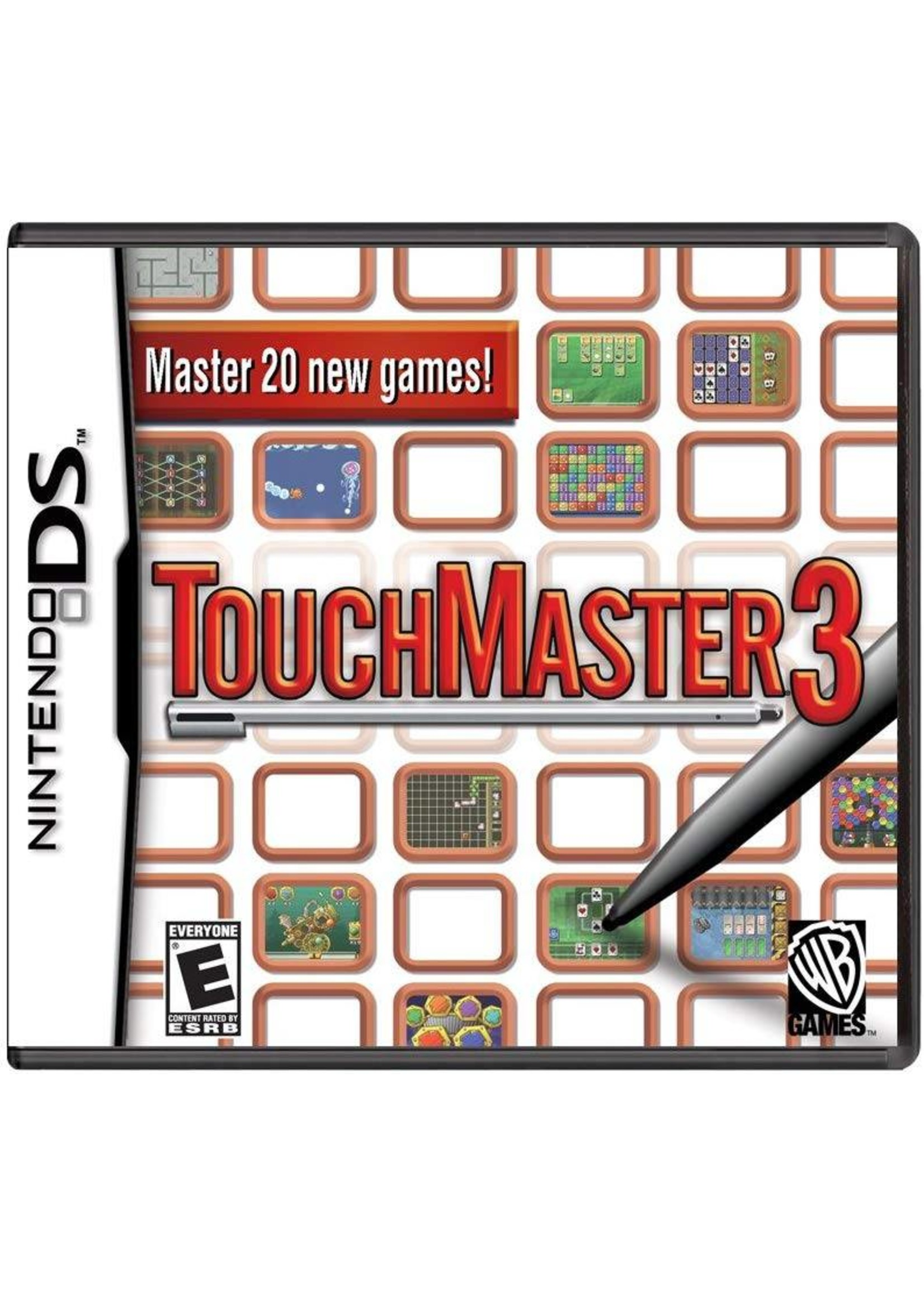 Touch Master 3 - NDS PrePlayed