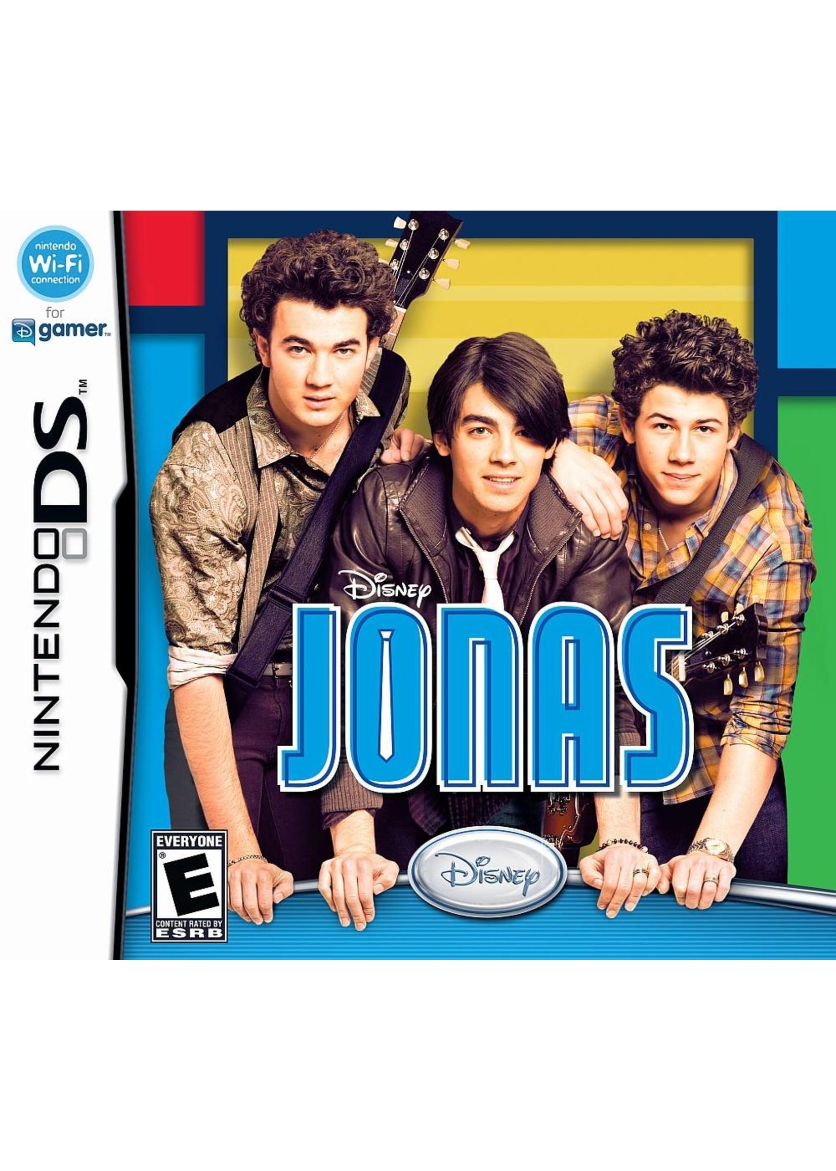 Jonas - NDS PrePlayed