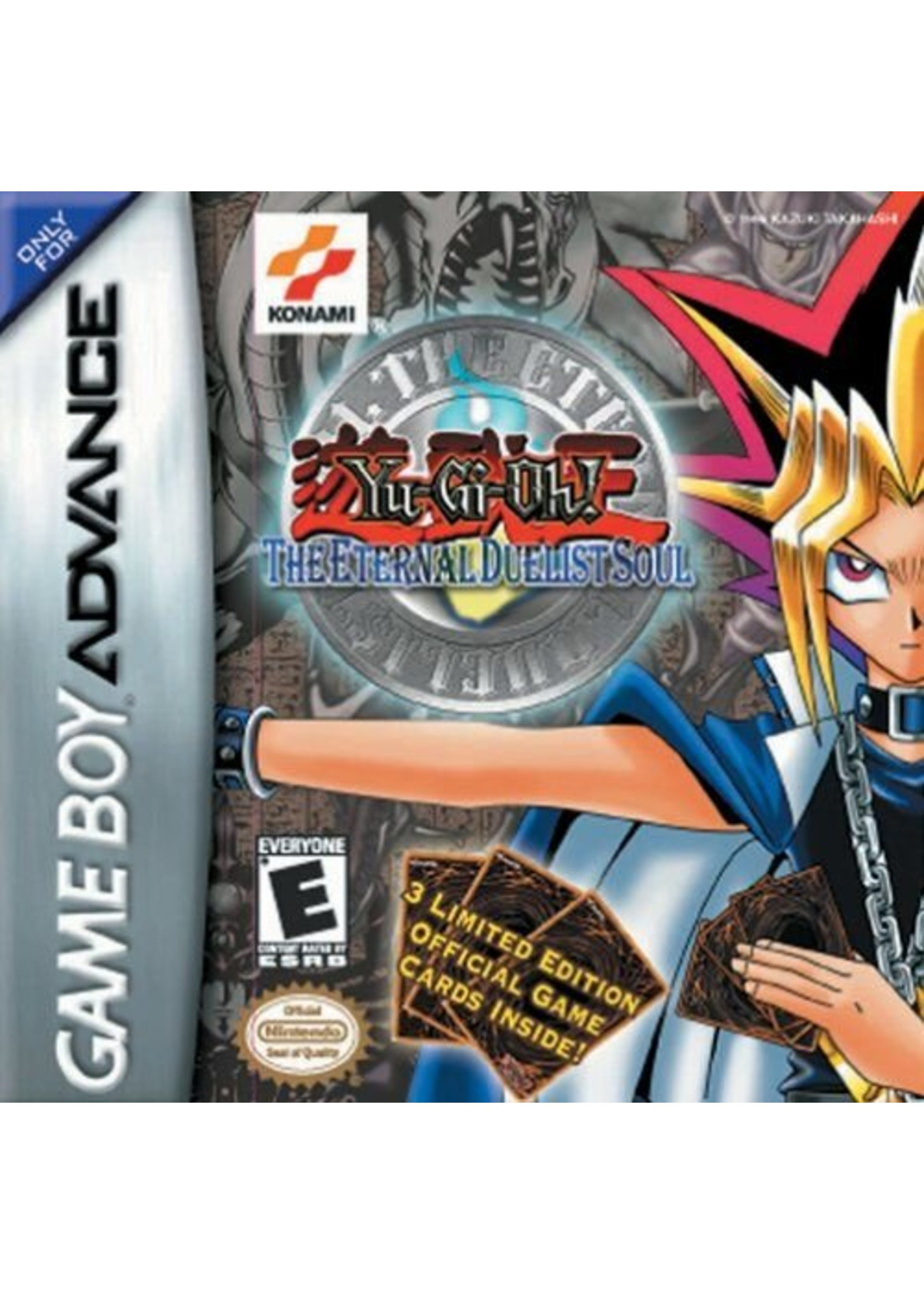 Yu-Gi-Oh Eternal Duelis - GBA PrePlayed