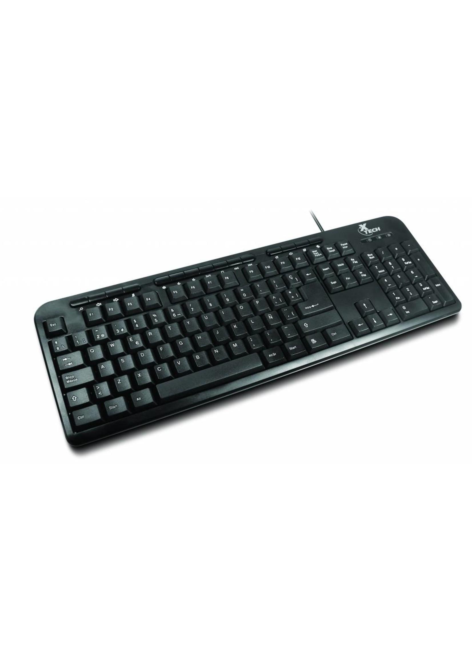 PC USB Keyboard Xtech/Manhattan