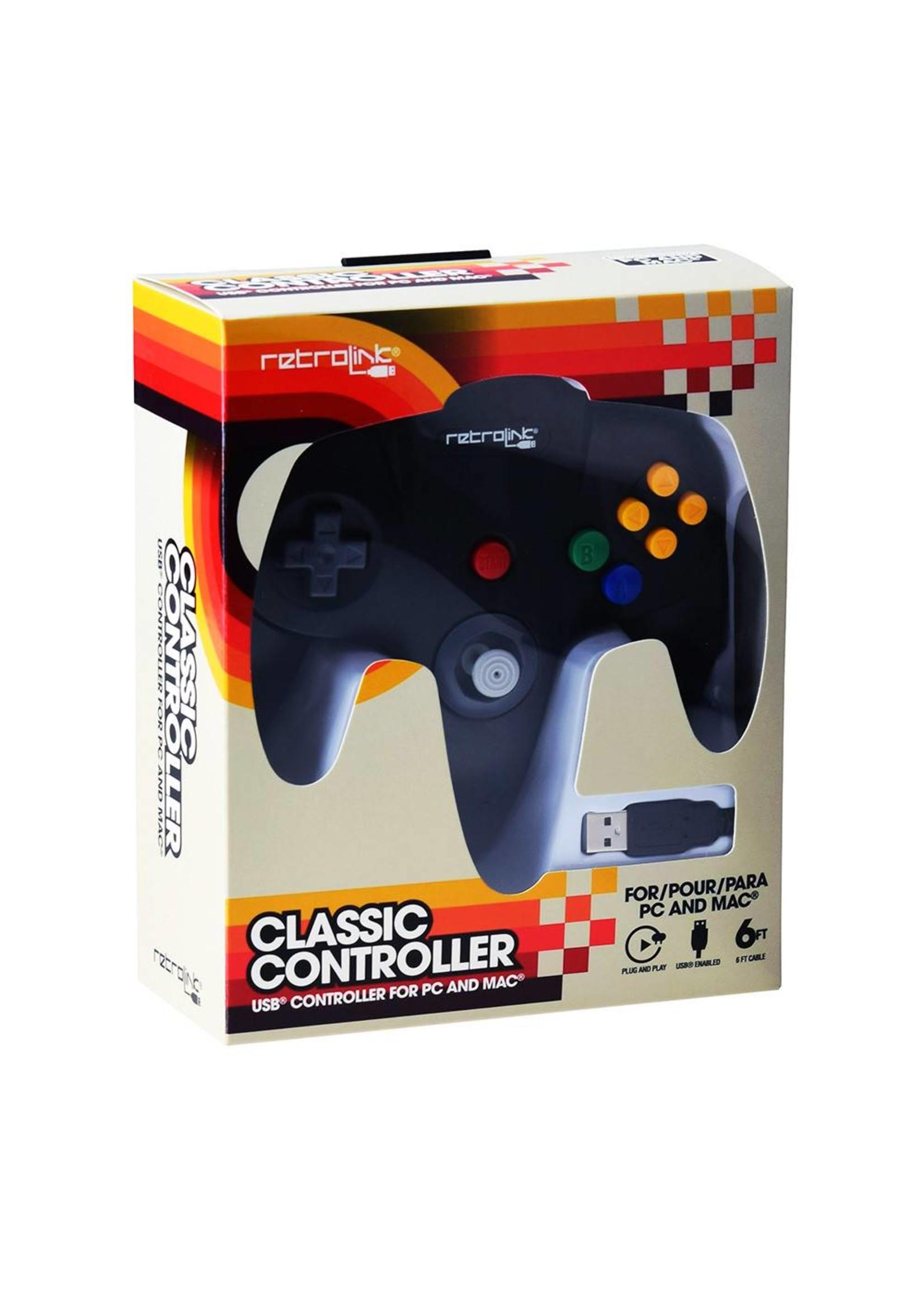 Controller - N64 PC USB RetroLink