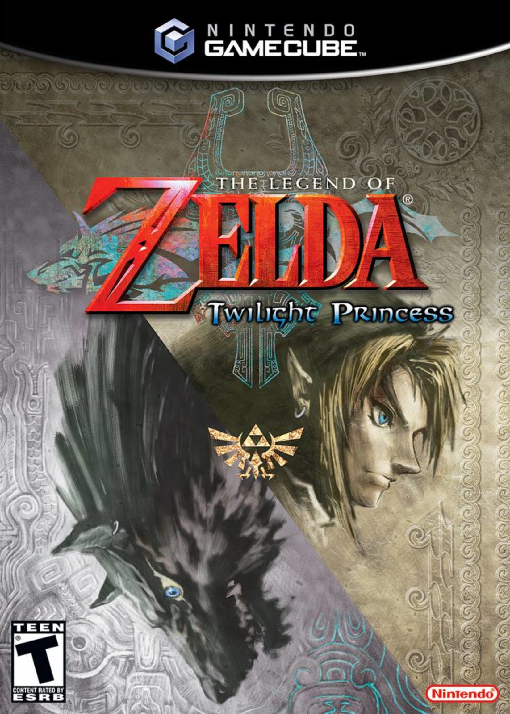 The Legend of Zelda: Twilight Princess - NGC PrePlayed
