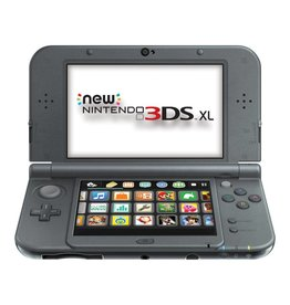 Nintendo NEW 3DS XL Sys (used)