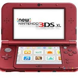 Nintendo 3DS XL Sys AAA (used)
