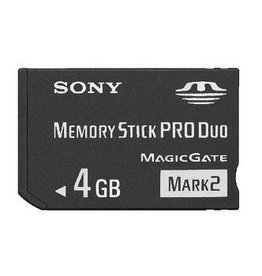 PSP Memory Stick 4GB