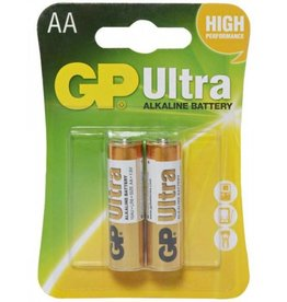 GP GP Alkaline AA 2 Pk Battery