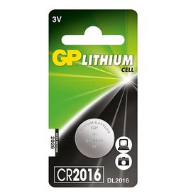 GP GP Lithium Cell CR2016 Battery
