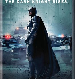 DVD Movie The Dark Knight Rise