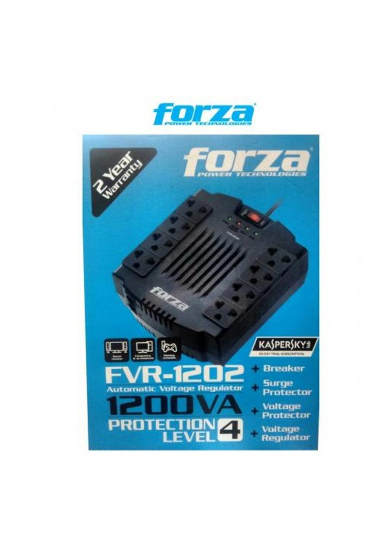 Forza / Maruson 1200VA Voltage Regulator
