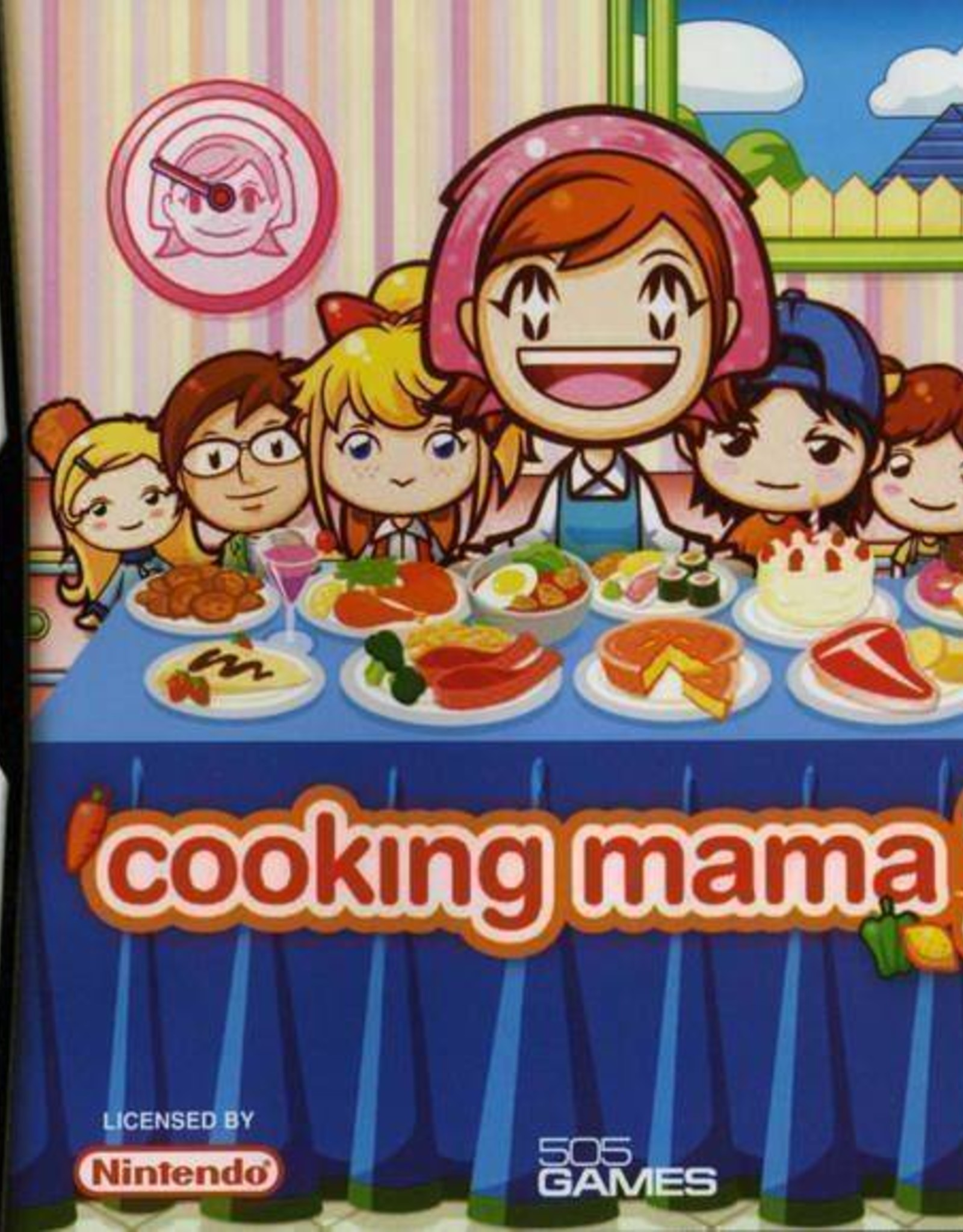 Cooking Mama 2 - NDS NEW