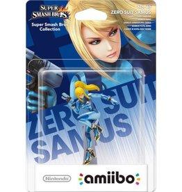 Amiibo Zero Suit Samus Figure