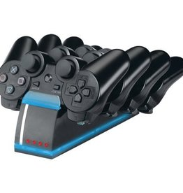 PS3 Controller Quad Dock Charger