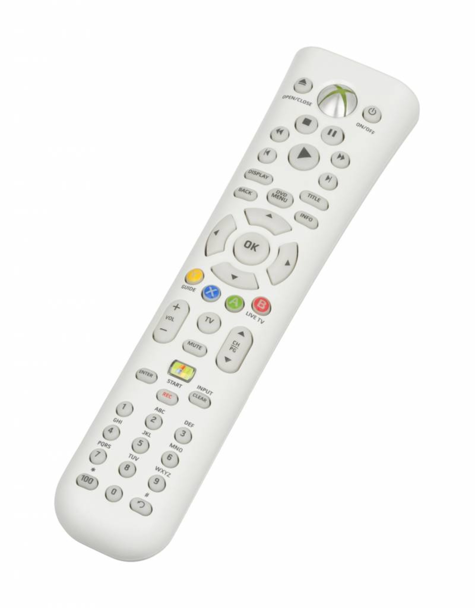 XB360 DVD Media Remote (Original)