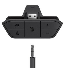 Microsoft XBOne Headset Adapter (No Box)