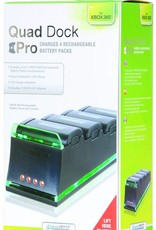 XB360 Controller Quad Dock Pro Charger