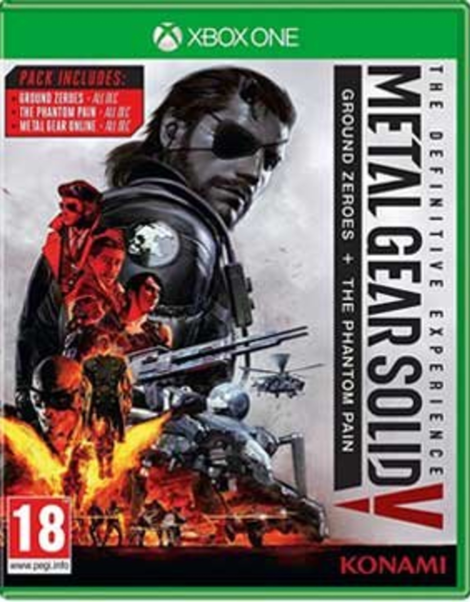 Metal Gear Solid 5: The Definitive Experience - XBOne NEW
