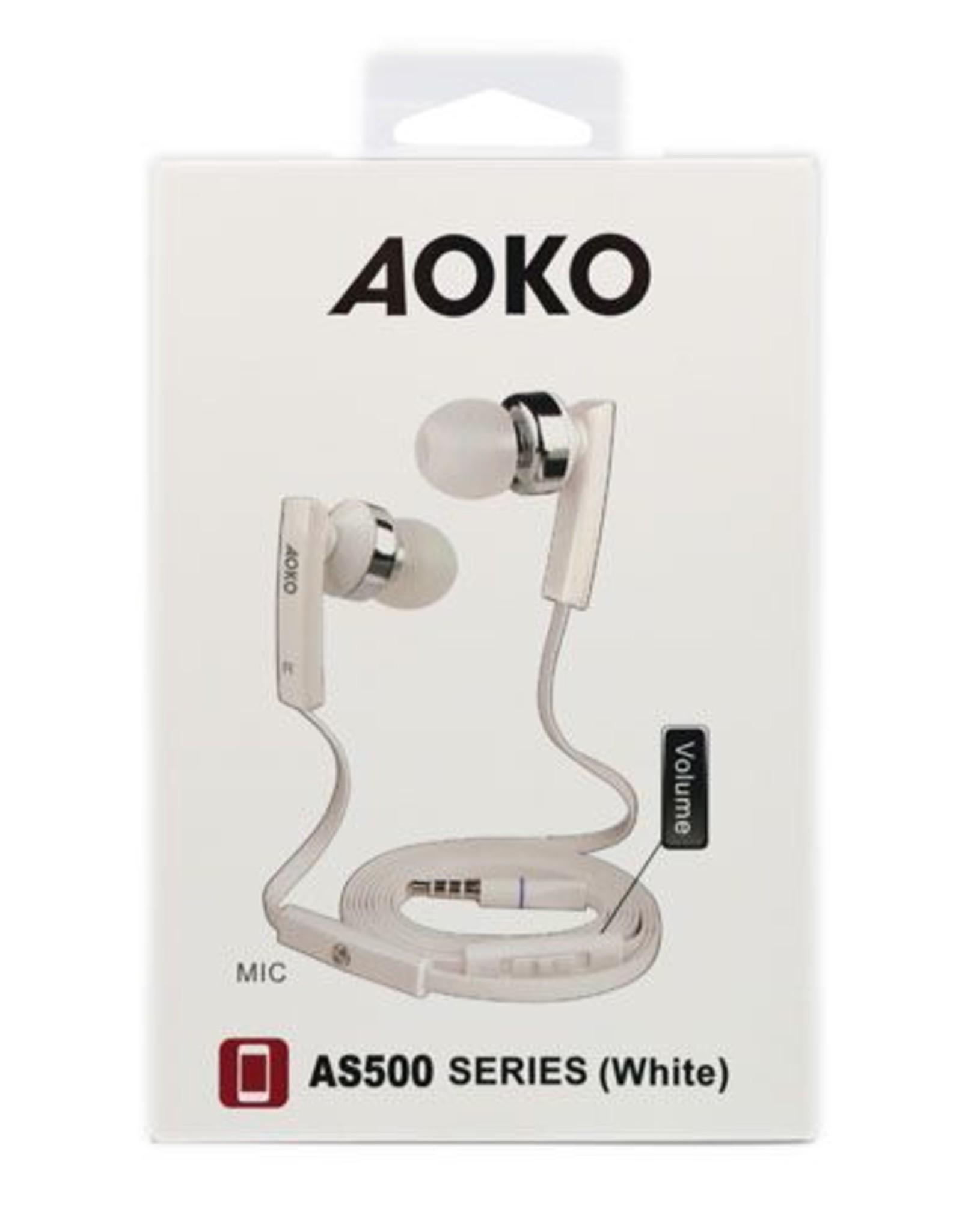 AOKO w/ Mic AS500 Earphones