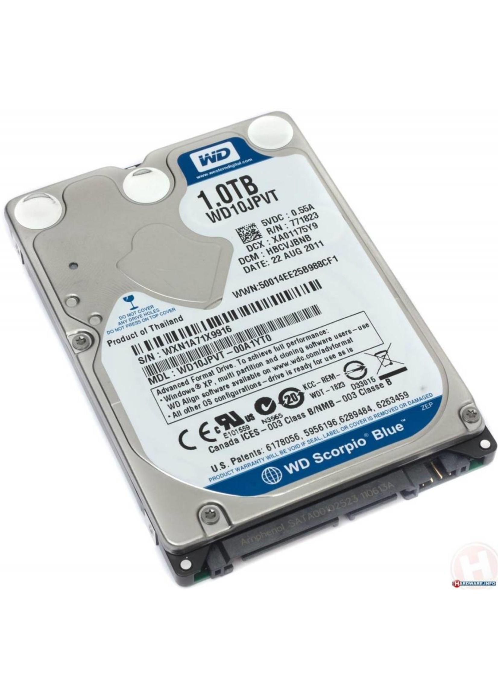 SATA Hard Drive 1 TB 2.5 inch