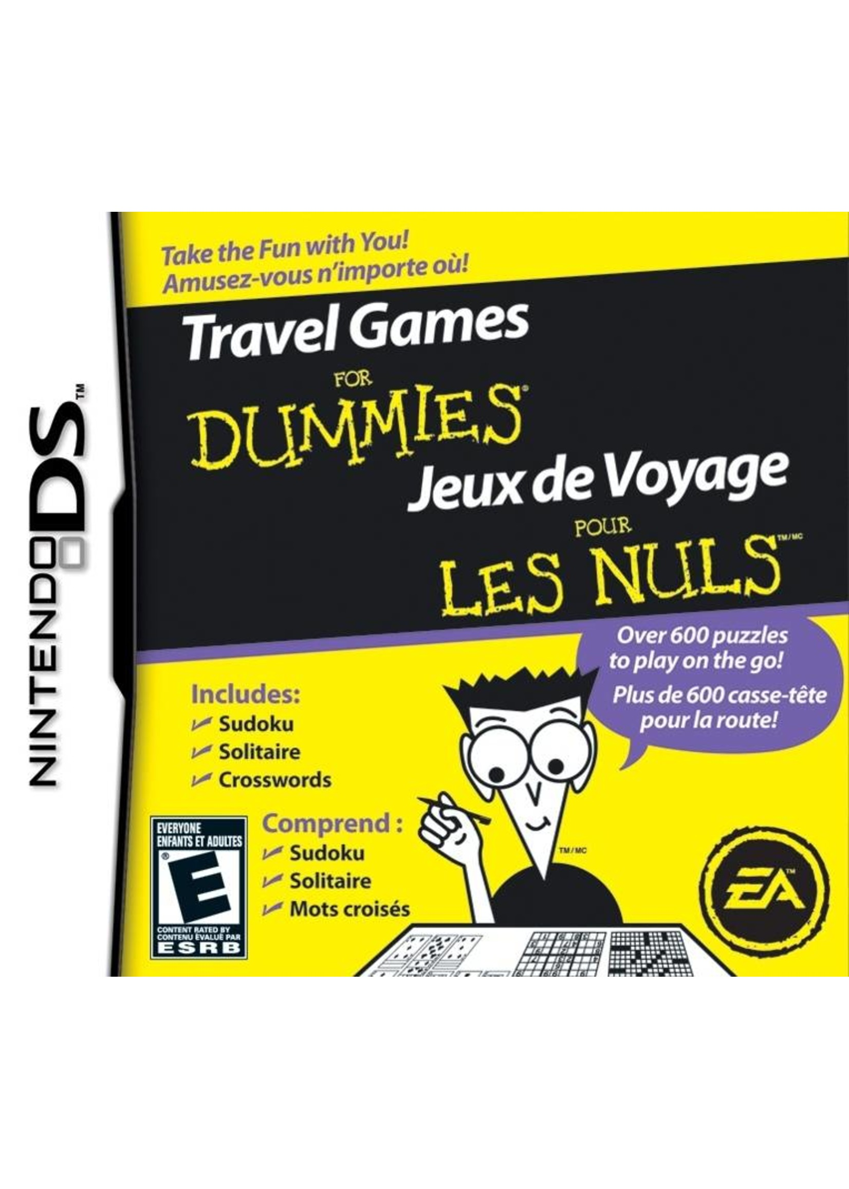 Travel Game for Dummies - NDS PrePlayed