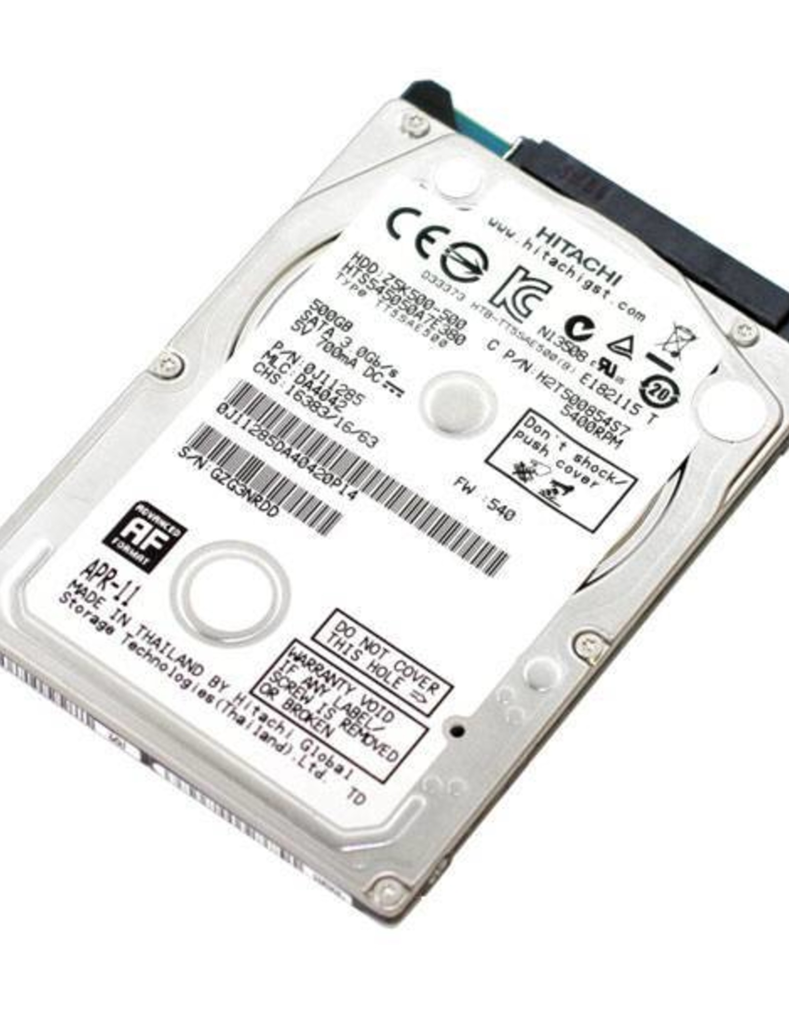 Hard Drive 500 GB 2.5 inch SATA