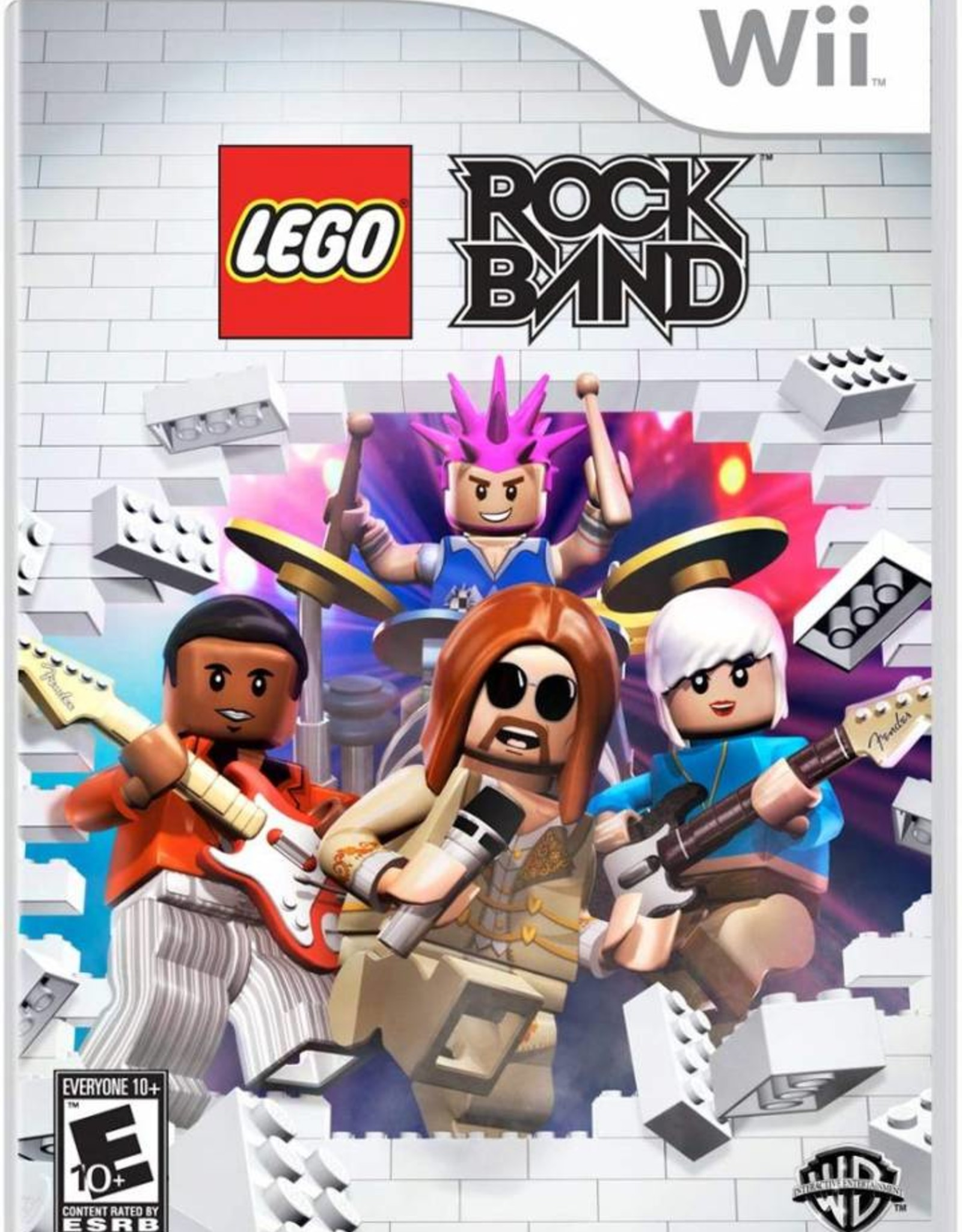 LEGO Rock Band - WII NEW