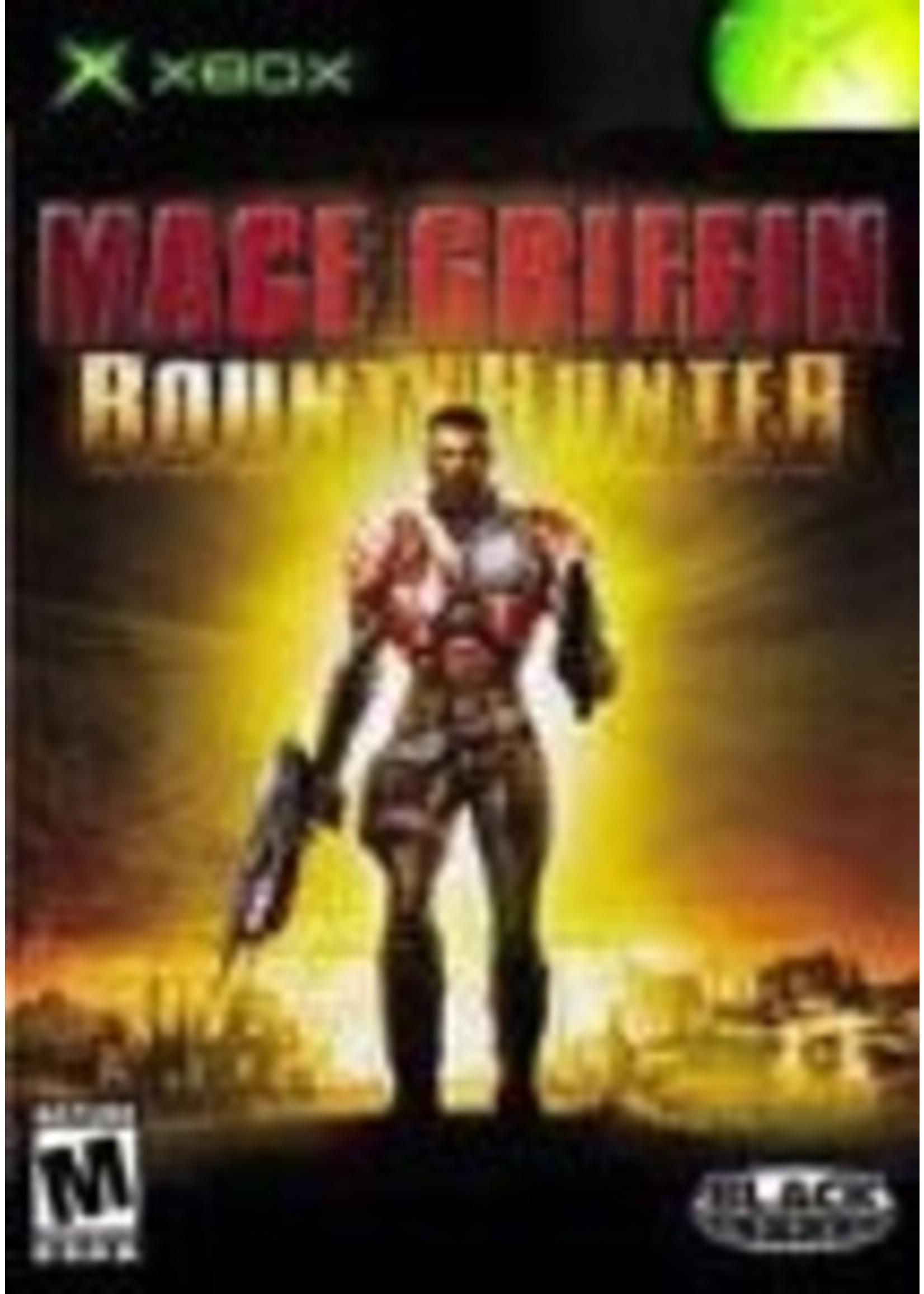 Mace Griffin Bounty Hunter - XBOX PrePlayed