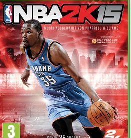 NBA 2K15 - XBOne PrePlayed