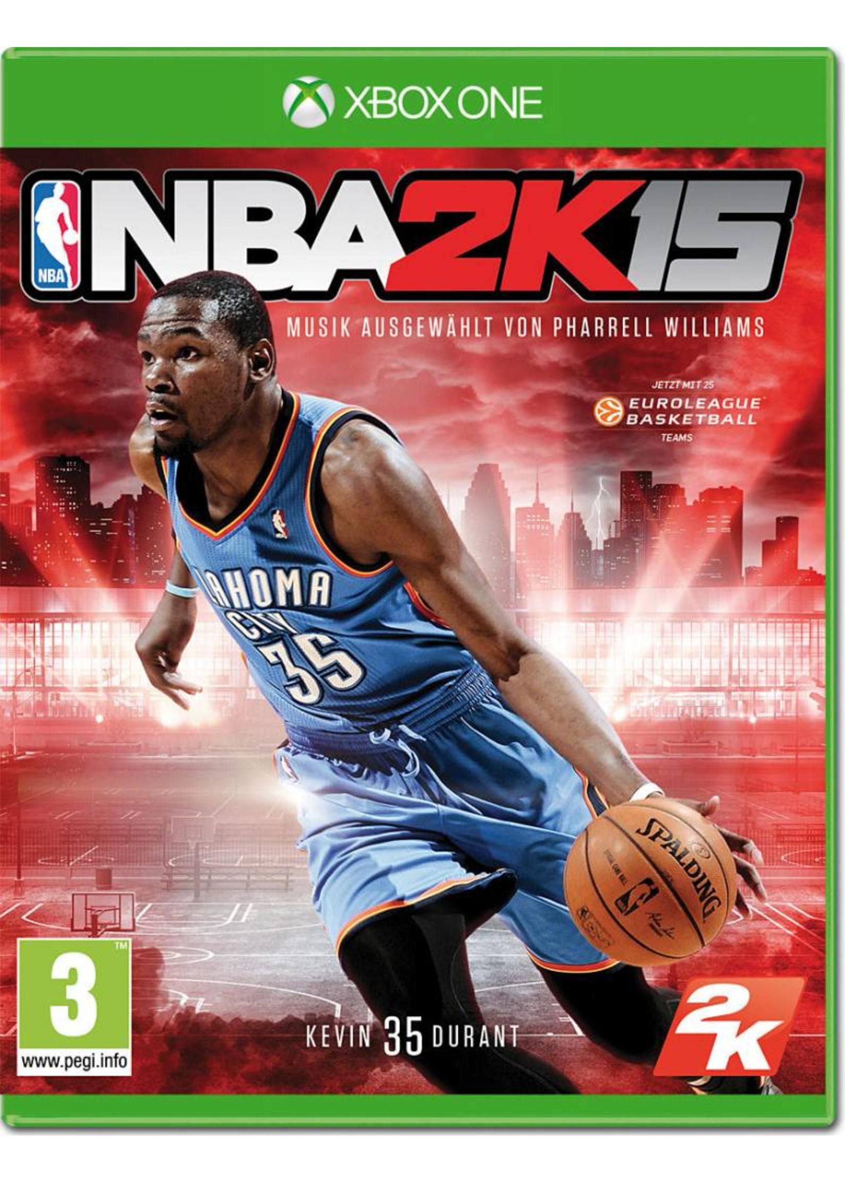 NBA 2K15 - XBOne PrePlayed