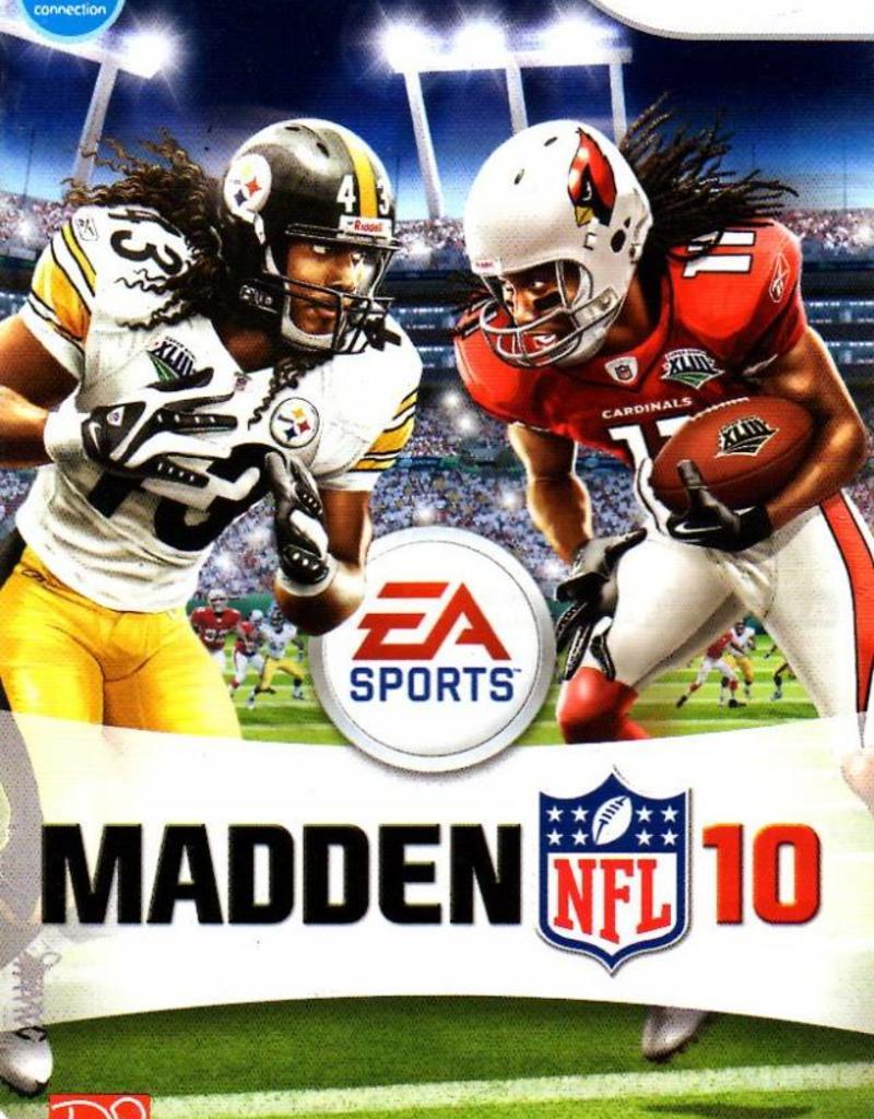 Madden 10 - WII PrePlayed