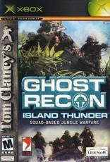 Ghost Recon Island Thunder - XBOX PrePlayed