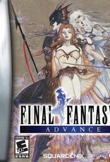 Final Fantasy 4: Advance - GBA PrePlayed