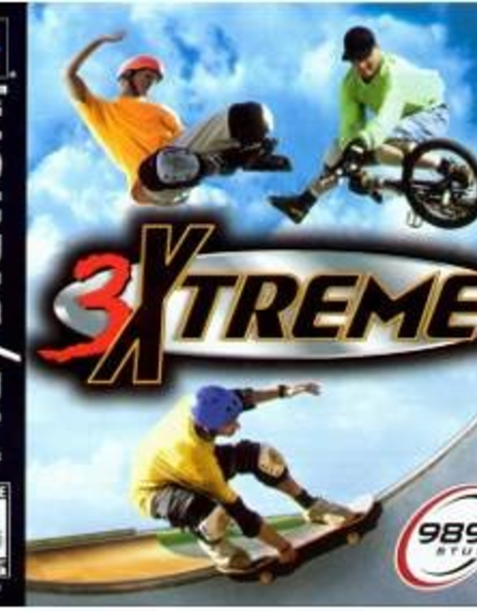 3Xtreme - PS1 PrePlayed