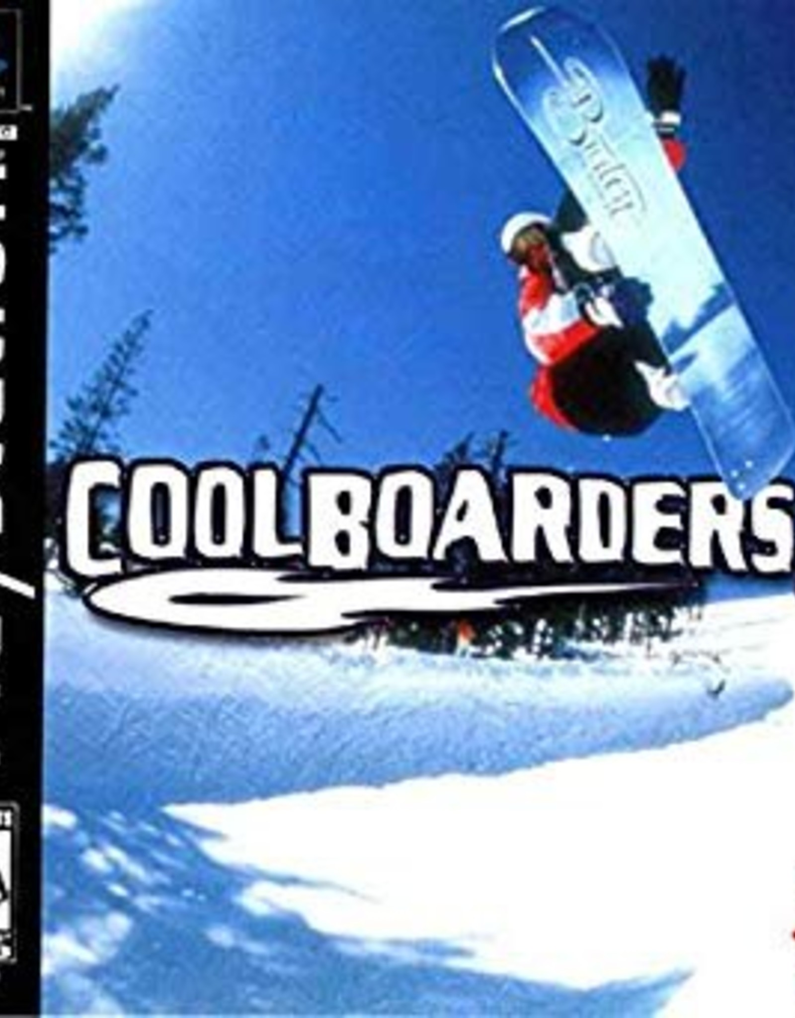 Cool Boarders 2 - PS1 PrePlayed