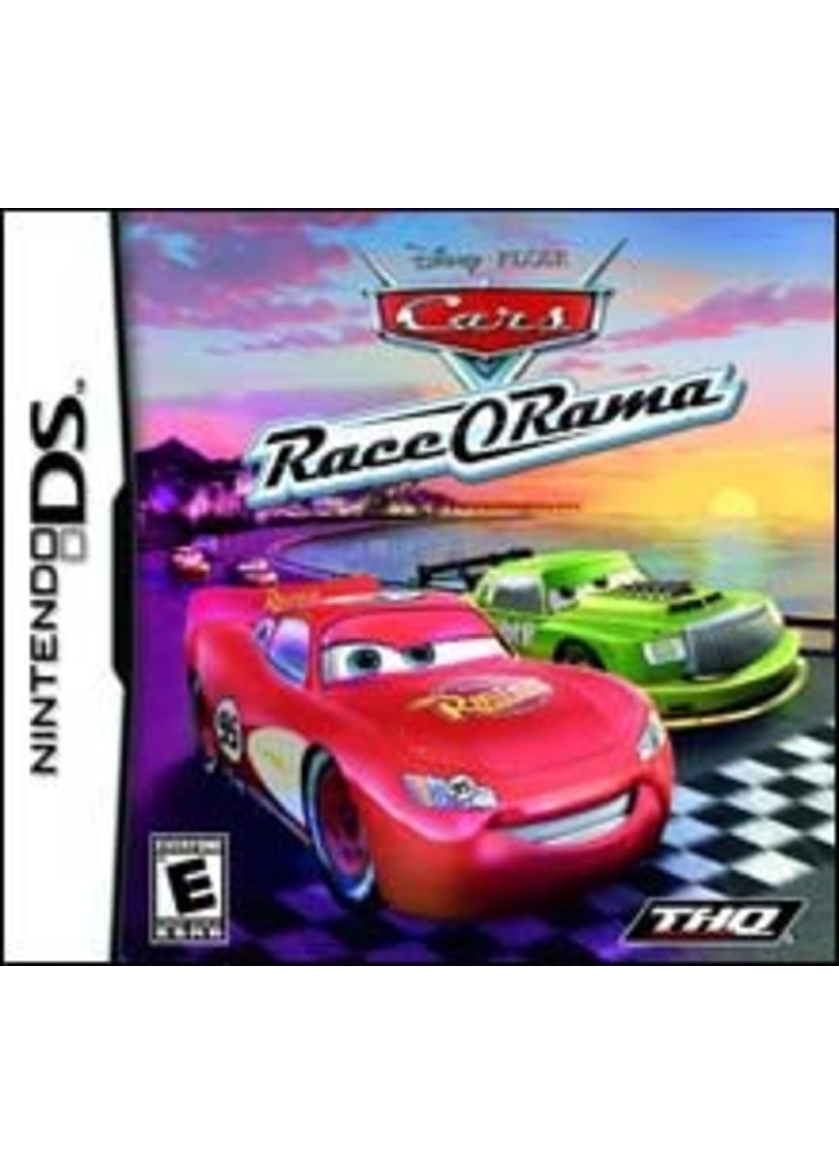 Cars Race O Rama - NDS PrePlayed
