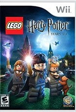 LEGO Harry Potter Years 1-4 - WII PrePlayed