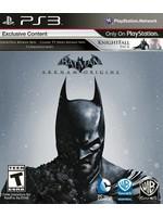 Batman: Arkham Origins (Sleeve Case) - PS3 PrePlayed