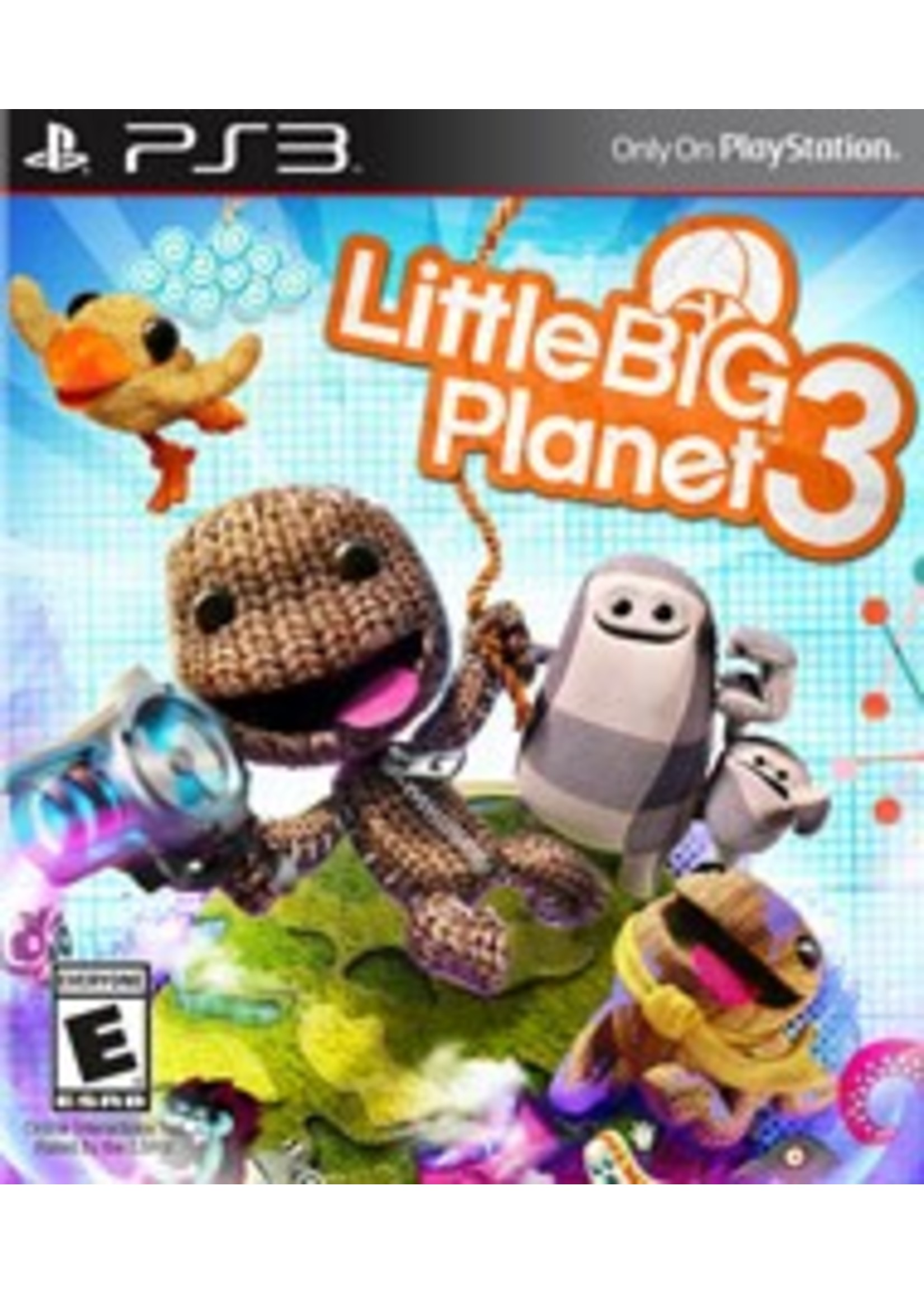 Little Big Planet 2 - PS3 PrePlayed